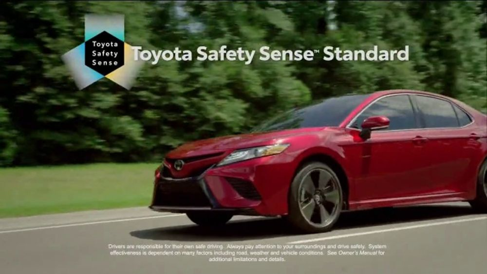 2013 Toyota Camry TV Commercial, Stop Thinking - iSpot.tv
