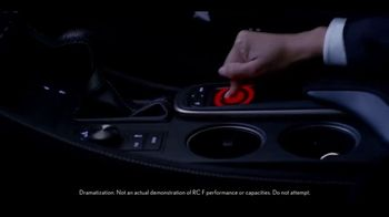 2020 Lexus RC F TV Spot, 'Men in Black: International: Protecting the Earth' [T1] - Thumbnail 8