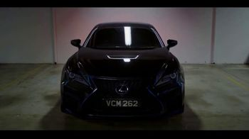 2020 Lexus RC F TV Spot, 'Men in Black: International: Protecting the Earth' [T1] - Thumbnail 6