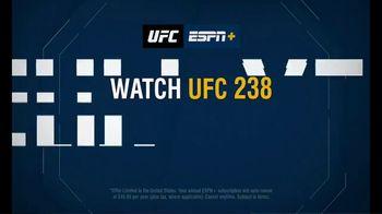ESPN+ TV Spot, 'UFC 238: Two Championship Fights' - Thumbnail 6