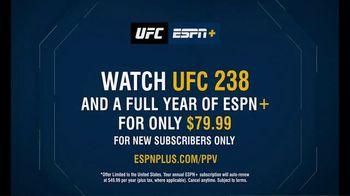 ESPN+ TV Spot, 'UFC 238: Two Championship Fights' - Thumbnail 7