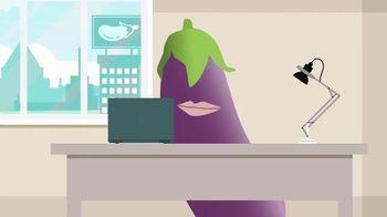 Hims TV Spot, 'Eggplant Emoji'