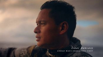 Visit Maui TV Spot, 'Hawaii Rooted: From Spear to Fork: Isaac Bancaco'