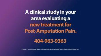 Neuros Medical TV Spot, 'QUEST Post-Amputation Pain Study' - Thumbnail 4