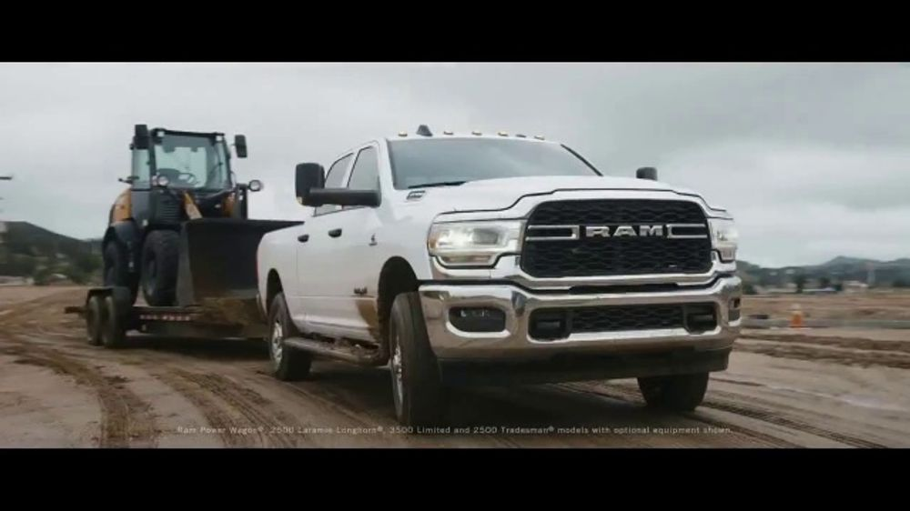 2018 Ram 2500 Limited TV Commercial, 'Mastery Tagged' Song by Vitamin String Quartet [T1]