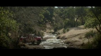2018 Ram 2500 Limited TV Spot, 'Mastery Tagged' Song by Vitamin String Quartet [T1] - Thumbnail 1