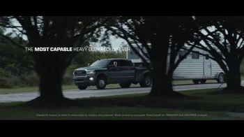 2018 Ram 2500 Limited TV Spot, 'Mastery Tagged' Song by Vitamin String Quartet [T1] - Thumbnail 6