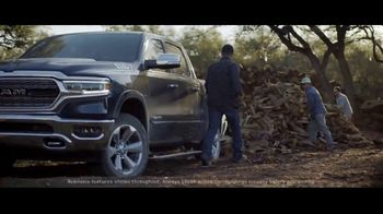 Ram Truck Month TV Spot, 'On to Bigger Things: The Next Tagged' Song by Vitamin String Quartet [T2] - Thumbnail 2