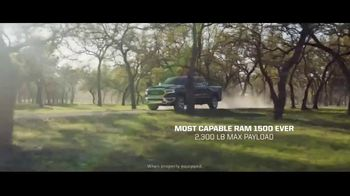 Ram Truck Month TV Spot, 'On to Bigger Things: The Next Tagged' Song by Vitamin String Quartet [T2] - Thumbnail 6