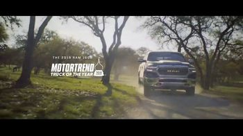 Ram Truck Month TV Spot, 'On to Bigger Things: The Next Tagged' Song by Vitamin String Quartet [T2] - Thumbnail 7
