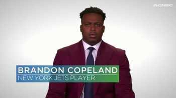 Acorns TV Spot, 'CNBC: Say No' Featuring Brandon Copeland - Thumbnail 1