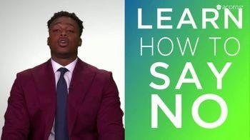 Acorns TV Spot, 'CNBC: Say No' Featuring Brandon Copeland