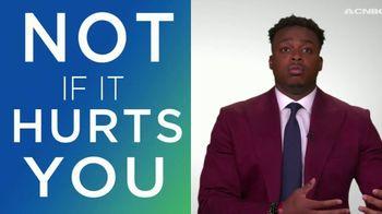 Acorns TV Spot, 'CNBC: Say No' Featuring Brandon Copeland - Thumbnail 5