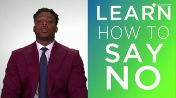 Acorns TV Spot, 'CNBC: Say No' Featuring Brandon Copeland - 86 commercial airings