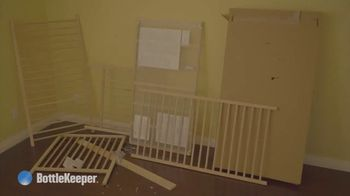 BottleKeeper TV Spot, 'Baby Crib' - Thumbnail 2