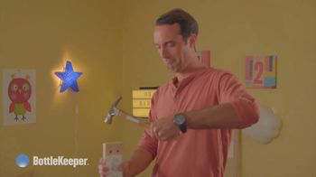 BottleKeeper TV Spot, 'Baby Crib' - Thumbnail 4