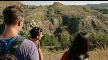 North Dakota Tourism Division TV Spot, 'Theodore Roosevelt National Park' Feat. Josh Duhamel - Thumbnail 2