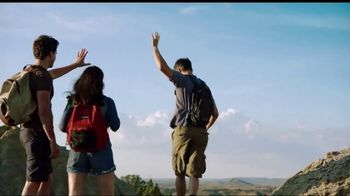 North Dakota Tourism Division TV Spot, 'Theodore Roosevelt National Park' Feat. Josh Duhamel - Thumbnail 4