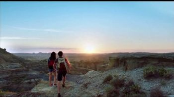 North Dakota Tourism Division TV Spot, 'Theodore Roosevelt National Park' Feat. Josh Duhamel - Thumbnail 5