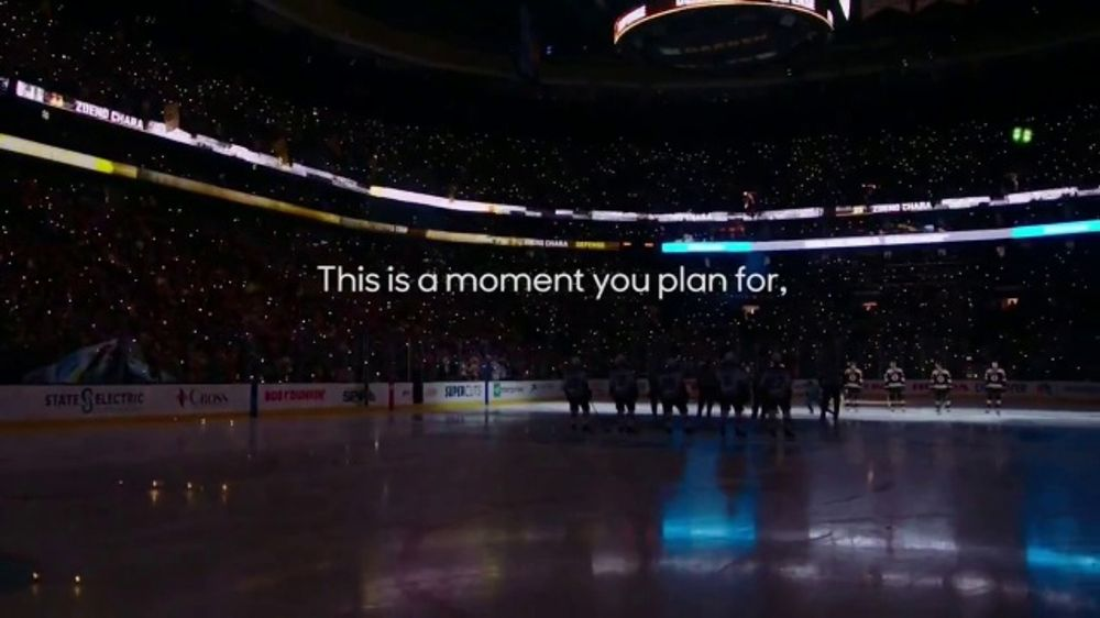 MassMutual TV Commercial, '2019 Stanley Cup Playoffs: Moments You Plan For'