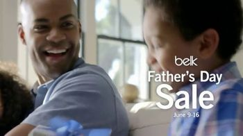 Belk Father\'s Day Sale TV Spot, \'Amazon Tech & Ralph Lauren Fragrances\'