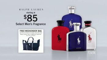 Belk Father's Day Sale TV Spot, 'Amazon Tech & Ralph Lauren Fragrances' - Thumbnail 5