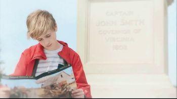 James City County Virginia TV Spot, 'School Daydream'