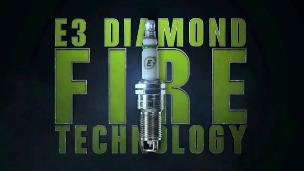 E3 Spark Plugs TV Commercial, 'Diamond Fire' Featuring Leah Pritchett