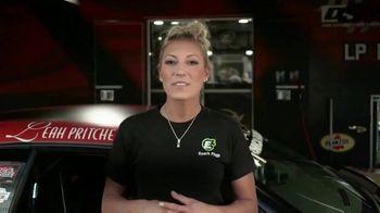 E3 Spark Plugs TV Spot, 'Diamond Fire' Featuring Leah Pritchett - Thumbnail 1
