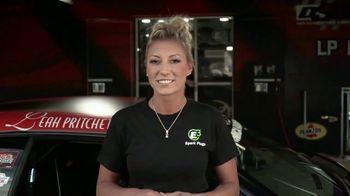 E3 Spark Plugs TV Spot, 'Diamond Fire' Featuring Leah Pritchett - Thumbnail 6