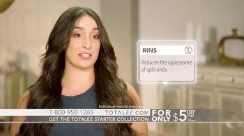 Totalee Starter Collection TV Spot, 'The Secret' - Thumbnail 4