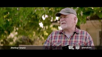 GreatCall Jitterbug Smart2 TV Spot, 'Father's Day: Yard Sale' Featuring John Walsh