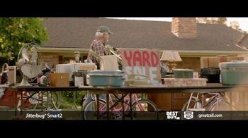 GreatCall Jitterbug Smart2 TV Spot, 'Father's Day: Yard Sale' Featuring John Walsh - Thumbnail 1