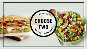 Corner Bakery Choose Two TV Spot, 'Making Your Choice Simple' - Thumbnail 1
