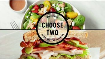 Corner Bakery Choose Two TV Spot, 'Making Your Choice Simple' - Thumbnail 3
