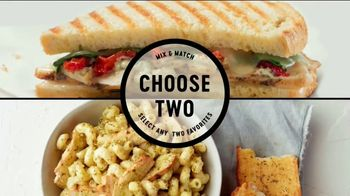 Corner Bakery Choose Two TV Spot, 'Making Your Choice Simple' - Thumbnail 4