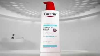 Eucerin Advanced Repair Lotion TV Spot, 'Solution' - Thumbnail 3