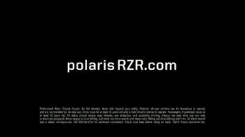 Polaris RZR TV Spot, 'Professional Rider, Closed Course' - Thumbnail 10