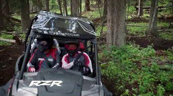 Polaris RZR TV Spot, 'Professional Rider, Closed Course' - Thumbnail 2