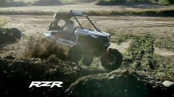 Polaris RZR TV Spot, 'Professional Rider, Closed Course'