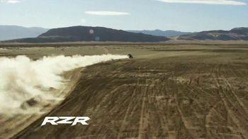 Polaris RZR TV Spot, 'Professional Rider, Closed Course' - Thumbnail 6