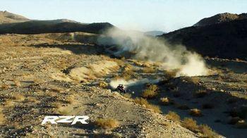 Polaris RZR TV Spot, 'Professional Rider, Closed Course' - Thumbnail 7