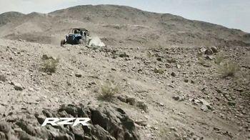 Polaris RZR TV Spot, 'Professional Rider, Closed Course' - Thumbnail 8