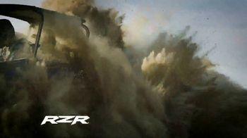 Polaris RZR TV Spot, 'Professional Rider, Closed Course' - Thumbnail 9