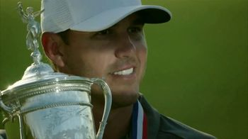 USGA TV Spot, \'U.S. Open: Inspire\' Featuring Brooks Koepka