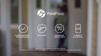 Ford FordPass TV Spot, 'Built to Keep You Moving' [T1] - Thumbnail 10