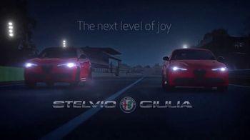 Alfa Romeo TV Spot, 'The New Sound of Joy' [T2]