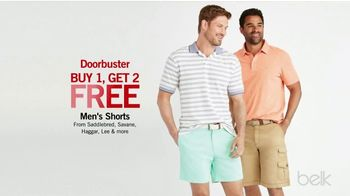 Belk Biggest One Day Sale TV Spot, 'Doorbusters: Summer Fashion & Shorts' - Thumbnail 5