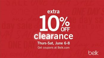 Belk Biggest One Day Sale TV Spot, 'Doorbusters: Summer Fashion & Shorts' - Thumbnail 7