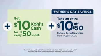 Kohl's Super Saturday TV Spot, 'Gifts for Dad' - Thumbnail 8